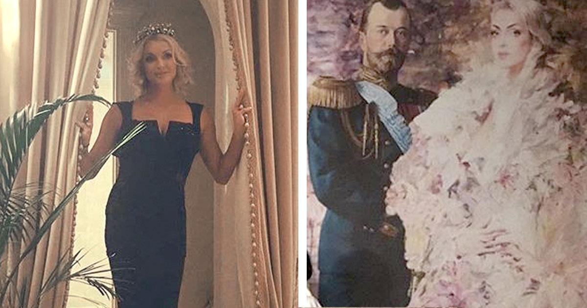 Волочкова - любовница главы государства