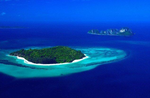 Остров Бамбу куда поехать, море, отдых, пляжи, пляжный отдых, солнце, таиланд, туризм