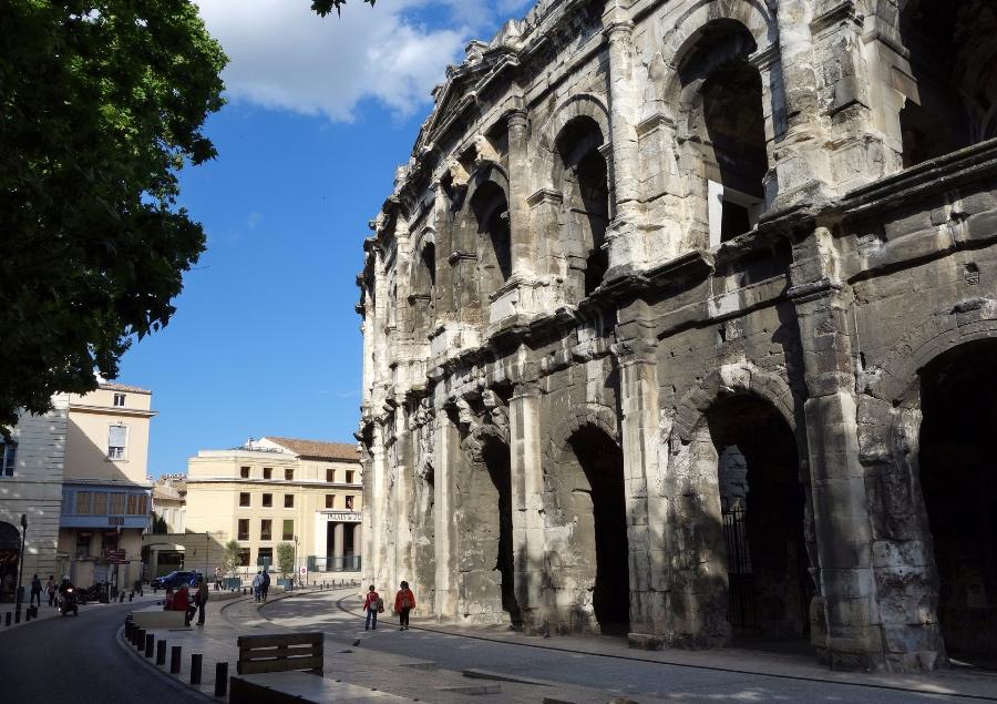 Ним: самый древнеримский город Франции