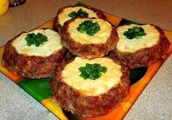 Вкусные мясныеы с фото