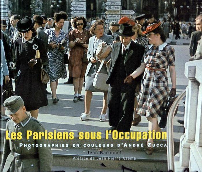 Как жил Париж при немецкой оккупации?