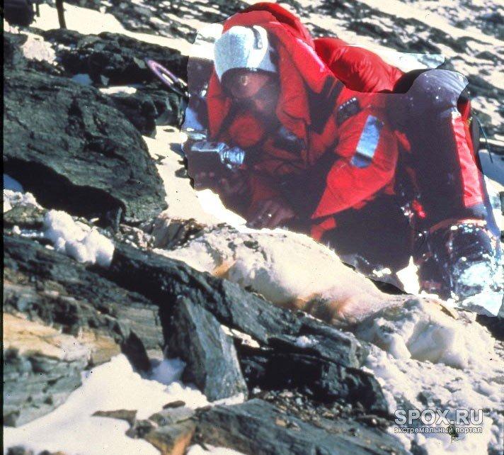 Жуткие кадры с горы смерти: Эверест превращают в могильник альпинист, горы, эверест, экстрим
