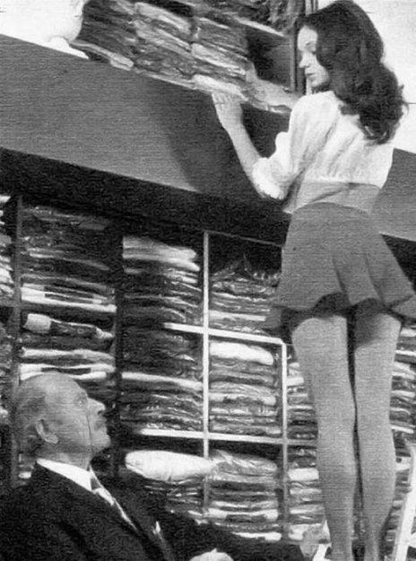 Ретро-секретарши