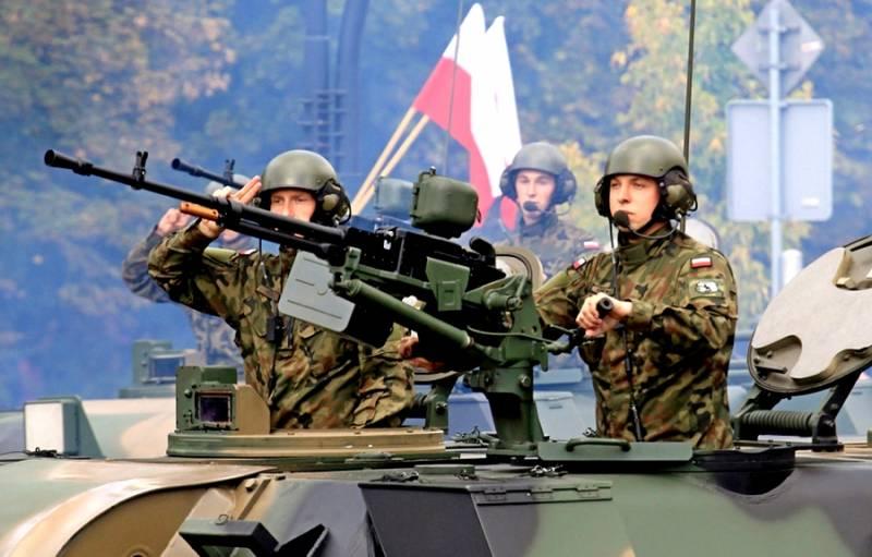 Польша готовится к краху Украины