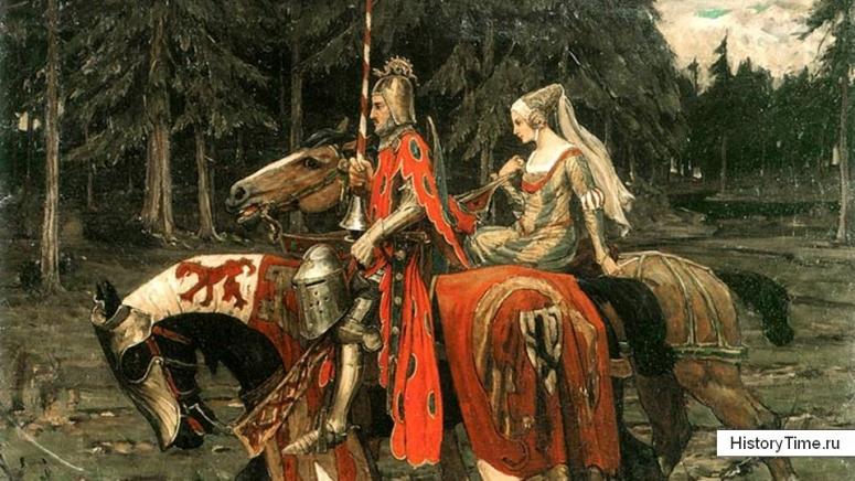 Рыцари средневековья без прикрас