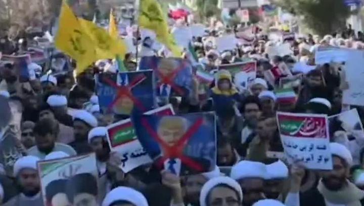 Иран получил поддержку из ФРГ