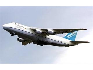 Ан-124 «Руслан»: советский транспортник-тяжеловес