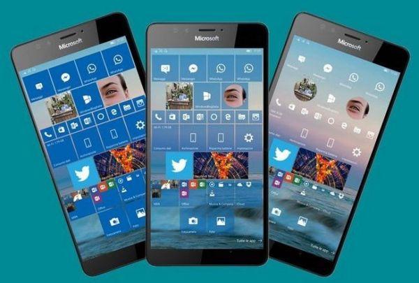 Windows 10 Mobile и Windows Phone
