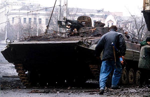 Русские в Чечне - воспоминания очевидцев