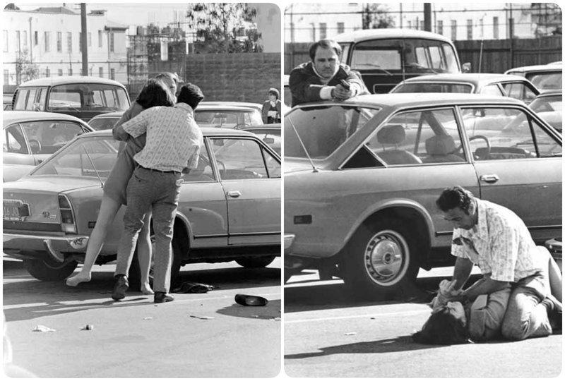 «Фатальная голливудская драма»: фотограф снял настоящее убийство и получил деньги и известность