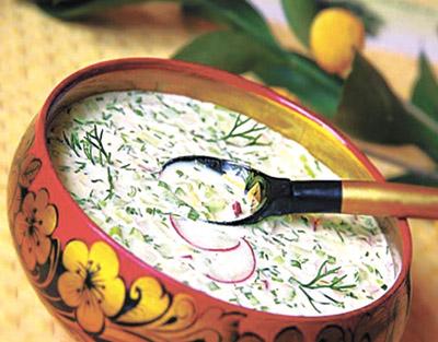 7 топ-рецептов холодных национальных супов