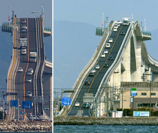Невероятный мост