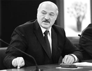 Лукашенко назвал условия для объединения России и Белоруссии