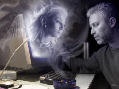 Ваш мужчина «сидит» на сайте знакомств? А что он там делает, как думаете?