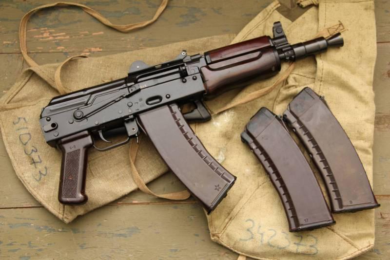 АКС-74У: укороченный вариант «Калаша»