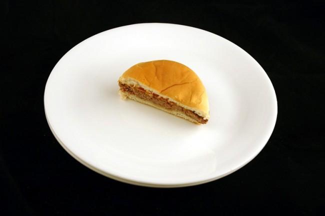 Чизбургер — 75 г диета, еда, калории