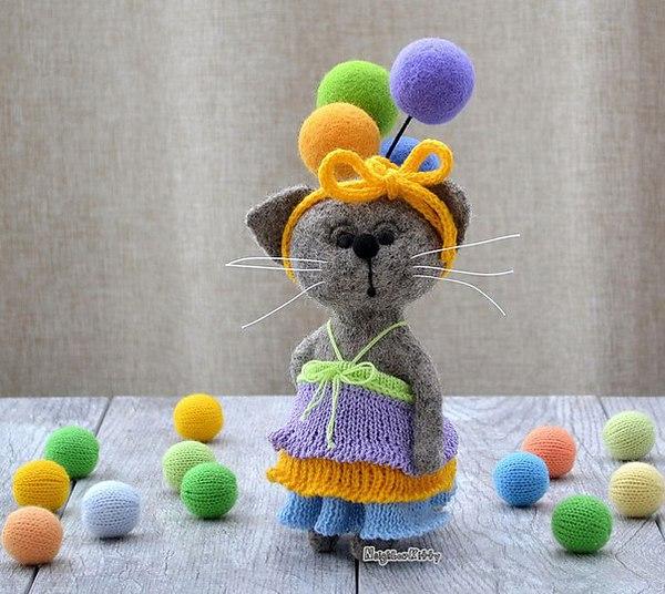 Котики от Elena Covert