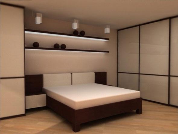 Фото 1 из альбома Мебель для спален - Мебельное решение -. - Спальни - Спальни - Персональный сайт