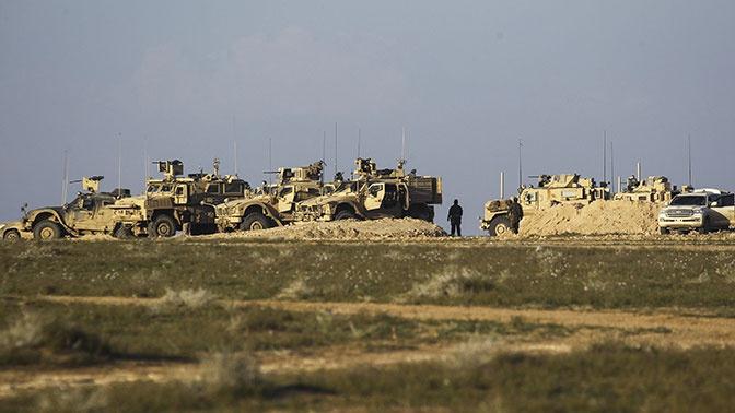 Террористы ИГИЛ* могут оказаться на свободе из-за происходящего на востоке Сирии