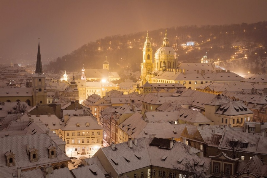 В Чехию летят за вдохновением...