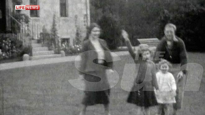 Британский таблоид обнародовал видео с нацистским приветствием королевы Елизаветы II