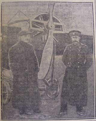 Этот день 100 лет назад. 22 (09) октября 1912 года
