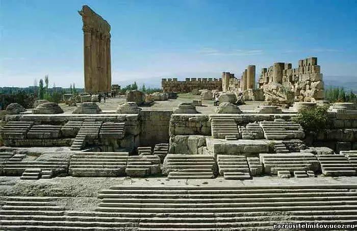 4. Цивилизация Осириса.