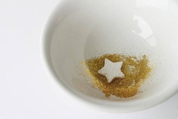 Звездная гирлянда из полимерной глины