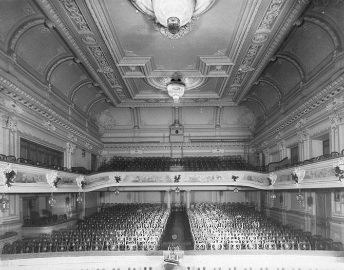 Театры и кинотеатры Санкт-Петербурга конца XIX века
