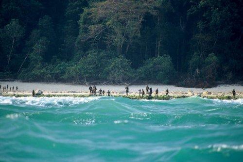 Топ-10: Самые опасные пляжи в мире