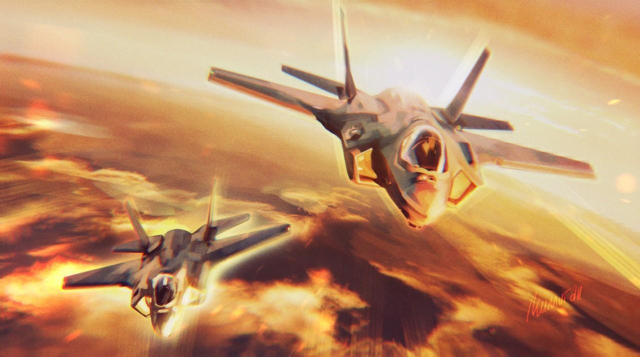 Попов об особой мощи С-300: по F-35 даже попадать не придется