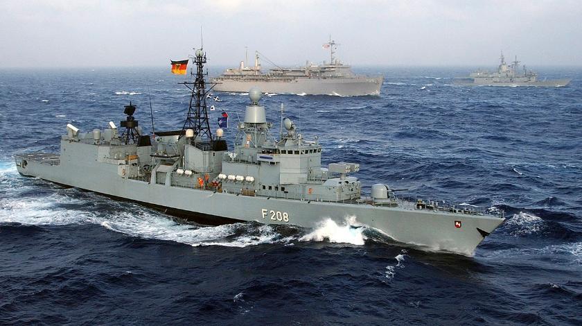 НАТО усилят группировку в Средиземном море