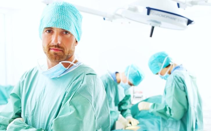 Хирург в трансе