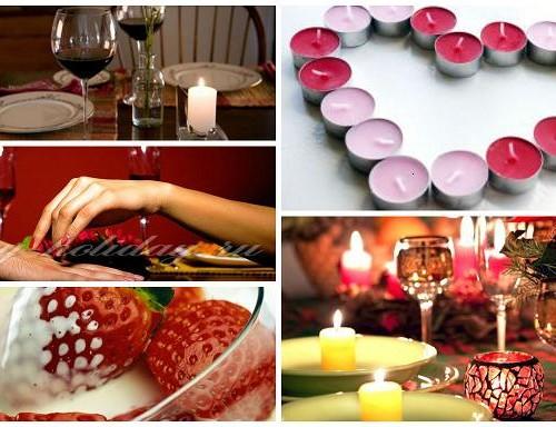 Романтический ужин идеи для девушки в домашних условиях