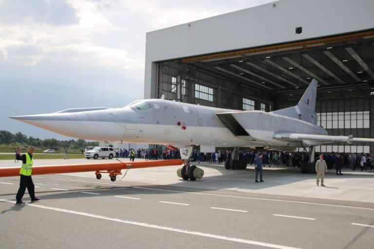 В России показали ракетоносе…