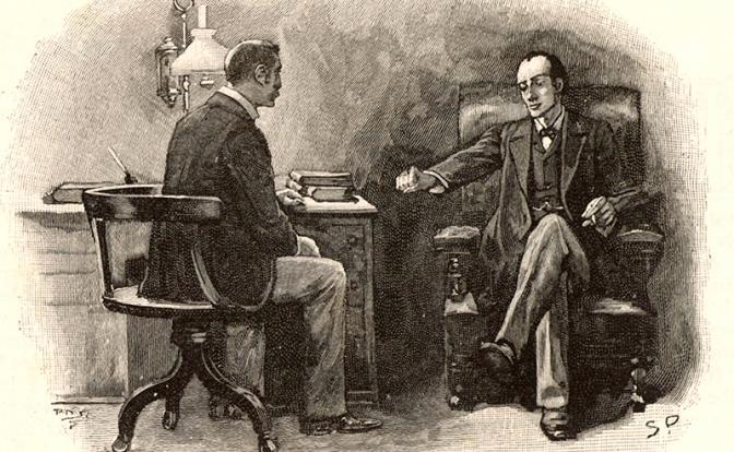Зачем Шерлок Холмс и граф Монте-Кристо принимали наркотики