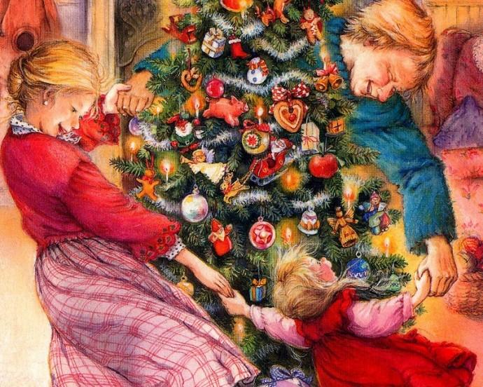 «В лесу родилась елочка».  История создания самой главной новогодней песни