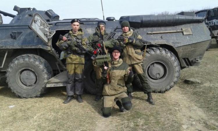 ополченцы готовятся к отражению наступления ВСУ
