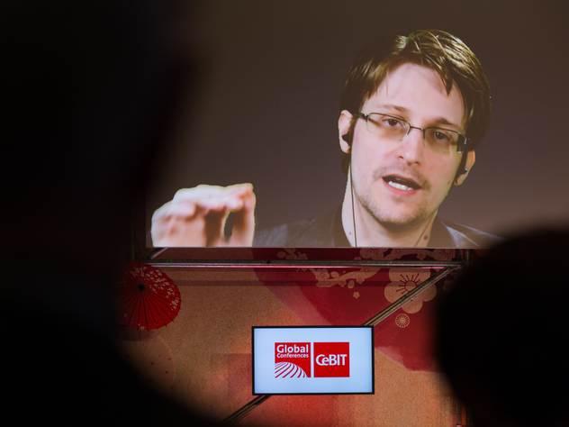 Эдвард Сноуден не жалеет о бегстве в Россию