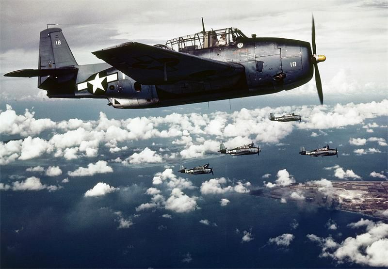 Интересные факты Второй Мировой Войны