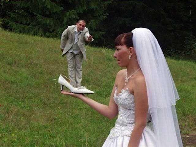 Фото нелепые свадебные фотографии