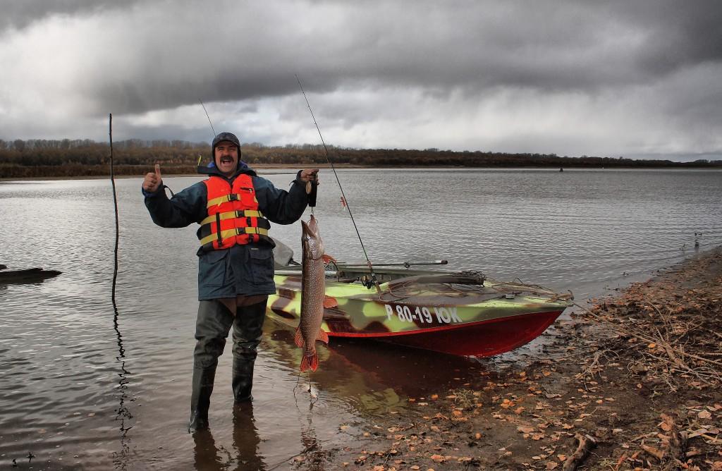 фильм о рыбалке на оби