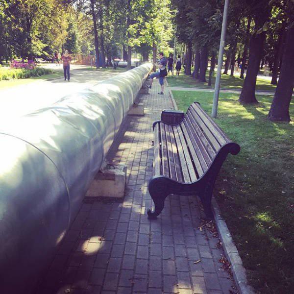 Только в России: подборка колоритных фотографий!