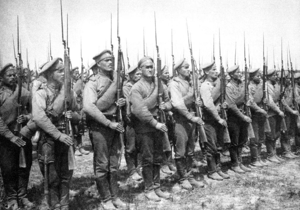 Что писали о русских враги во время разных войн