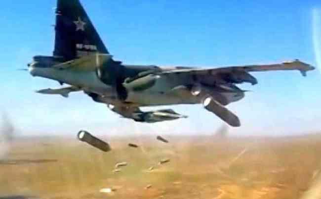 Fox: Россия попросила самолеты США немедленно покинуть воздушное пространство Сирии