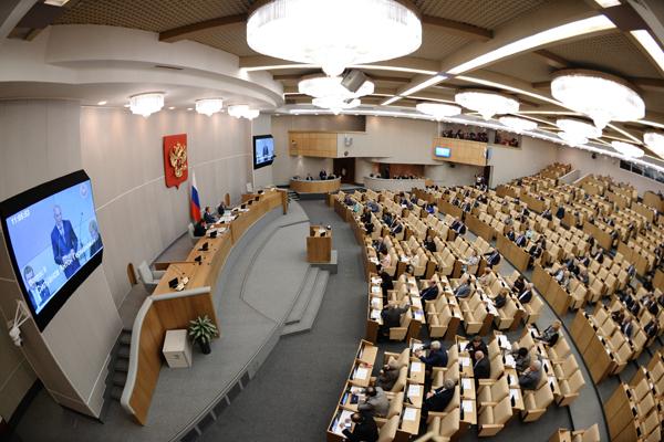 Депутатам придется сообщать о личной финансовой заинтересованности