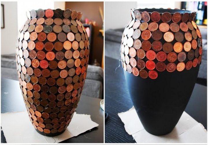 Коллекционерам не смотреть: поделки из монет монетки, поделка