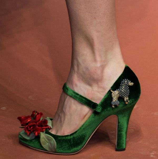 Самые эффектные модели обуви с Недели моды в Милане