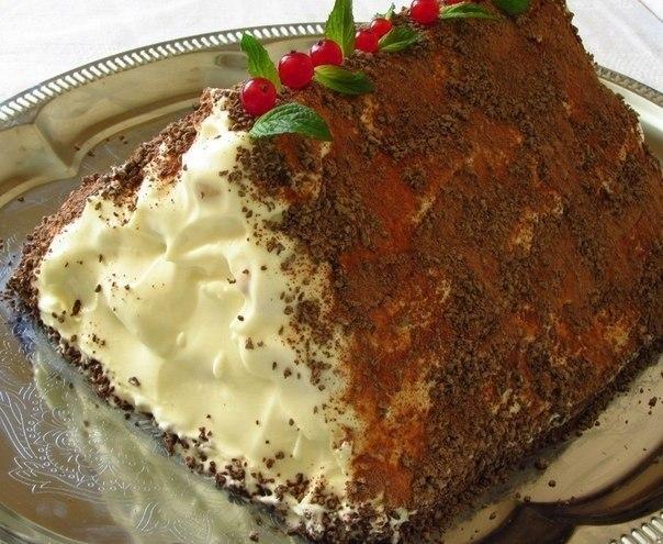 Торт - Изба