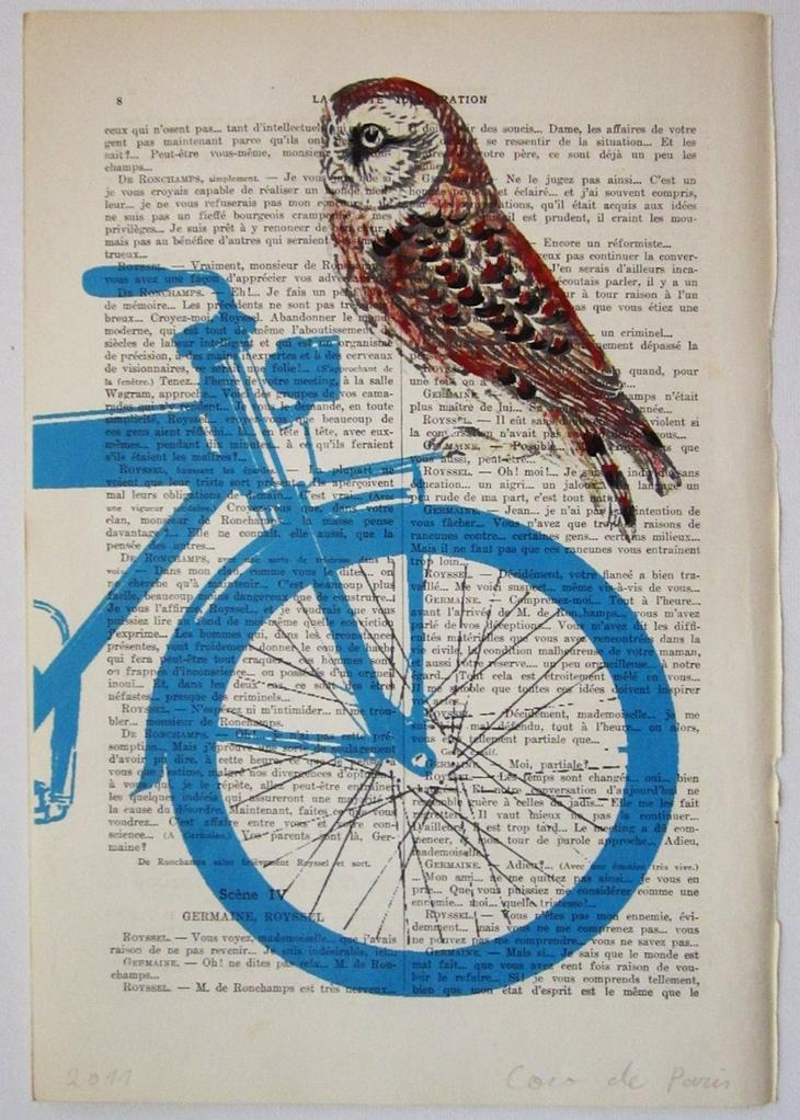 Идеи для творчества: газеты и журналы в интерьере